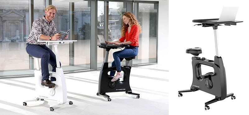Yo-Yo DESK BIKE by Sit-Stand.Com