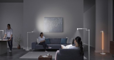 Telecommuting: Dyson goes lighting with a smart lamp