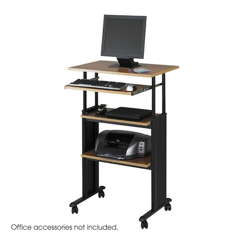 Need A Standing Desk Try These Standing Desk Solutions