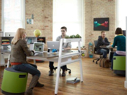 Ergonomic Chair Turnstone Bouy Is Active Seating
