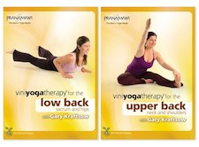 back pain gift idea - back pain and exercise DVDs