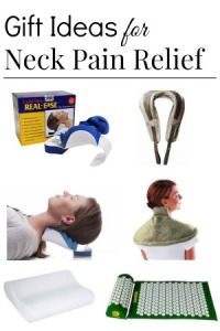 gift ideas for neck pain relief