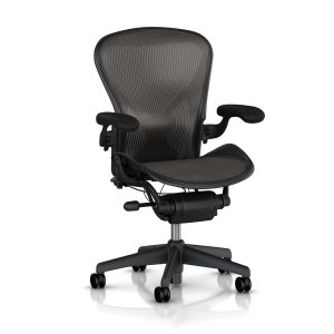 ergonomic chair aeron chair by herman miller