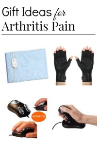 gift ideas for arthritis pain