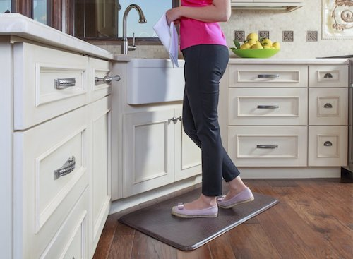 anti-fatigue mats - Imprint Cumulus9 Comfort Mat Nantucket