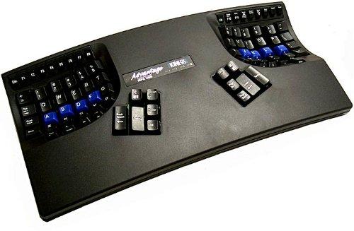 Best ergonomic keyboard - Kinesis KB500USB-BLK Advantage USB Contoured Keyboard
