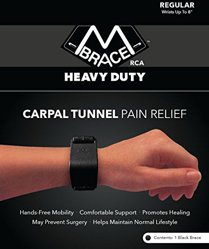 M BRACE RCA - HEAVY DUTY - Carpal Tunnel Treatment Wrist Support