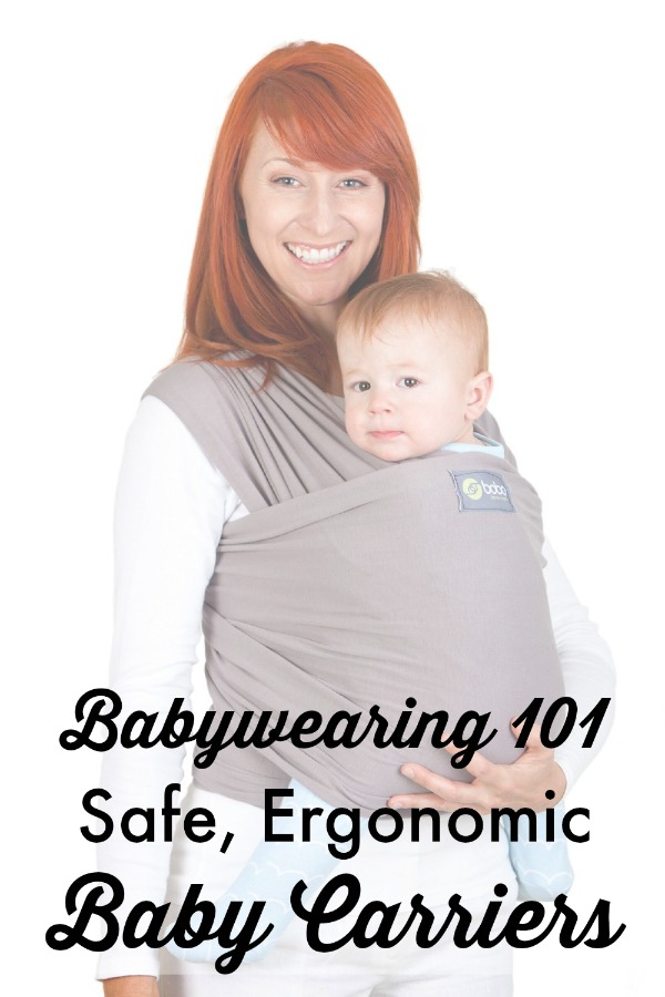 best ergonomic baby carriers