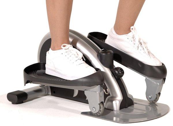 standing desk accessory - mini elliptical trainer