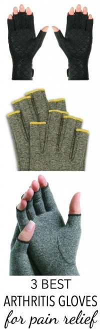 3 arthritis gloves for pain relief