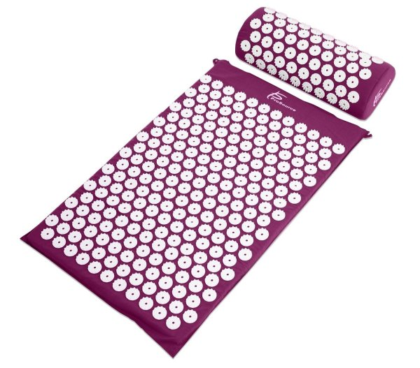 prosource acupressure mat set and pillow