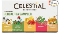 gift ideas for people with headaches - Celestial Seasonings Herbal Tea Sample