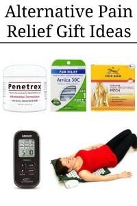 alternative pain relief gift ideas