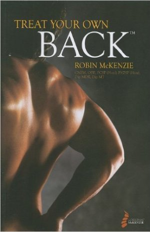 best low back pain books - Treat Your Own Back 9th Ed