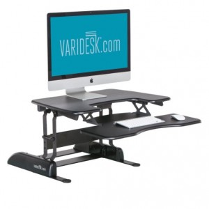 Height-Adjustable Standing Desk - VARIDESK Pro Plus 30