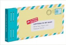 pregnancy gift idea - Letters to My Baby- Write Now. Read Later. Treasure Forever.