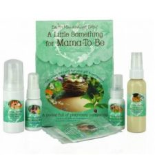 pregnancy gift set - Earth Mama Angel Baby A Little Something for Mama-to-Be organic pregnancy Gift Set