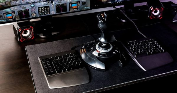 new ergonomic keyboard from kinesis