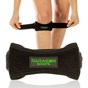 knee pain relief idea - patella knee strap