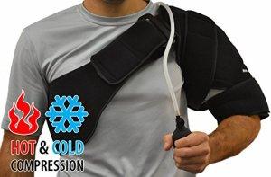 NatraCure Hot:Cold & Compression Shoulder Support