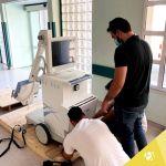 Υπερσύγχρονη ψηφιακή φορητή ακτινολογική μονάδα στο Π.Γ.Ν.Θ. ΑΧΕΠΑ δώρησε η Ελληνικός Χρυσός