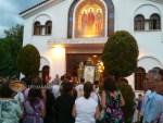 Live: Ο εορτασμός της Αγίας Κυριακής στην Ολυμπιάδα Χαλκιδικής