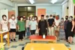 Τελέστηκε ο Αγιασμός στον Δημοτικό Παιδικό Σταθμό του Οργανισμού Πολιτισμού και Αθλητισμού στα Ν. Μουδανιά