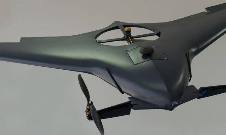 Σε περίπου οκτώ μήνες στους αιθέρες τα πρώτα ελληνικής κατασκευής Drones