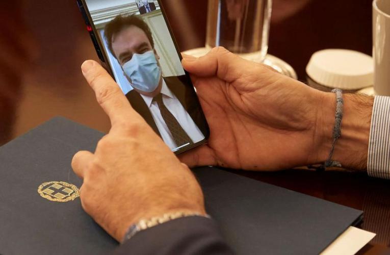 Το «κουμπί» ενεργοποίησης του 5G πάτησε η Cosmote – Έγινε η πρώτη βιντεοκλήση μέσω 5G στη χώρα μας