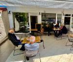 Με πολίτες της δημοτικής κοινότητας Πολυχρόνου συναντήθηκε η δήμαρχος Κασσάνδρας Αναστασία Χαλκιά.