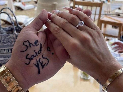 Πρόταση γάμου στη Χαλκιδική – Ποια γνωστή κυρία της σόουμπιζ παντρεύεται;