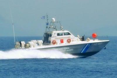 Πλοίο προσάραξε στο Μαρμαρά – Δύο τραυματίες