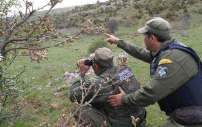 950 προσλήψεις συνοριακών φυλάκων