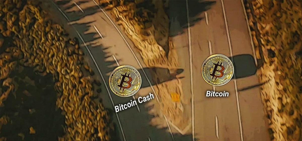 Bitcoin Cash doğdu, Bitcoin ikiye bölündü
