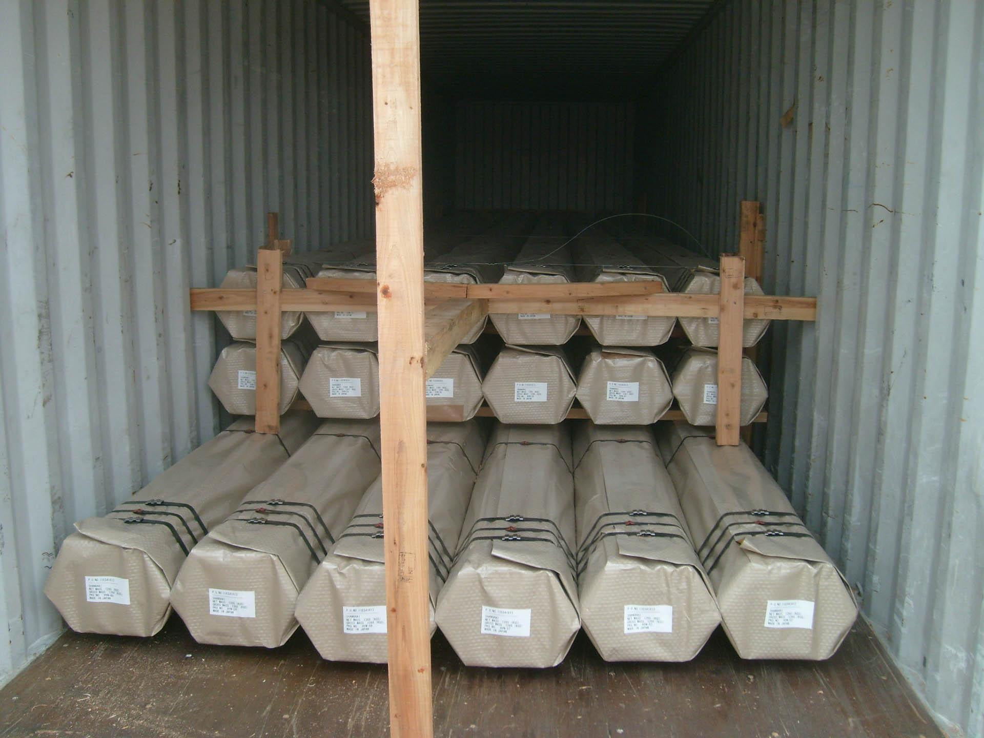 Unloading 9