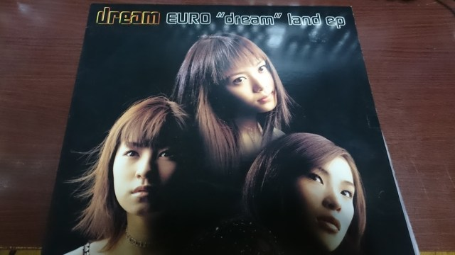 "dreamのアナログ「EURO ""dream"" land ep」"