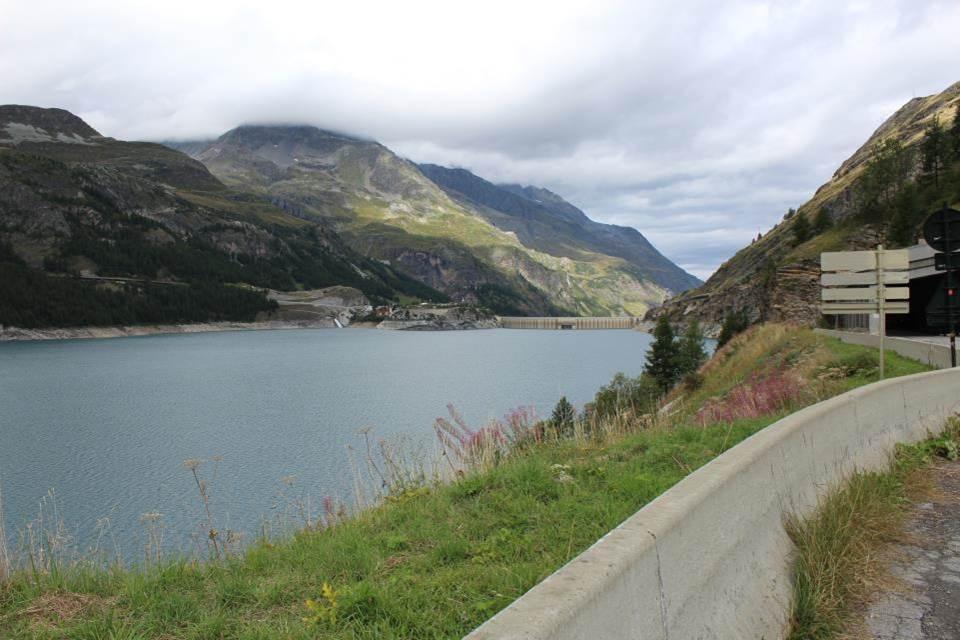 Le lac du Chevril