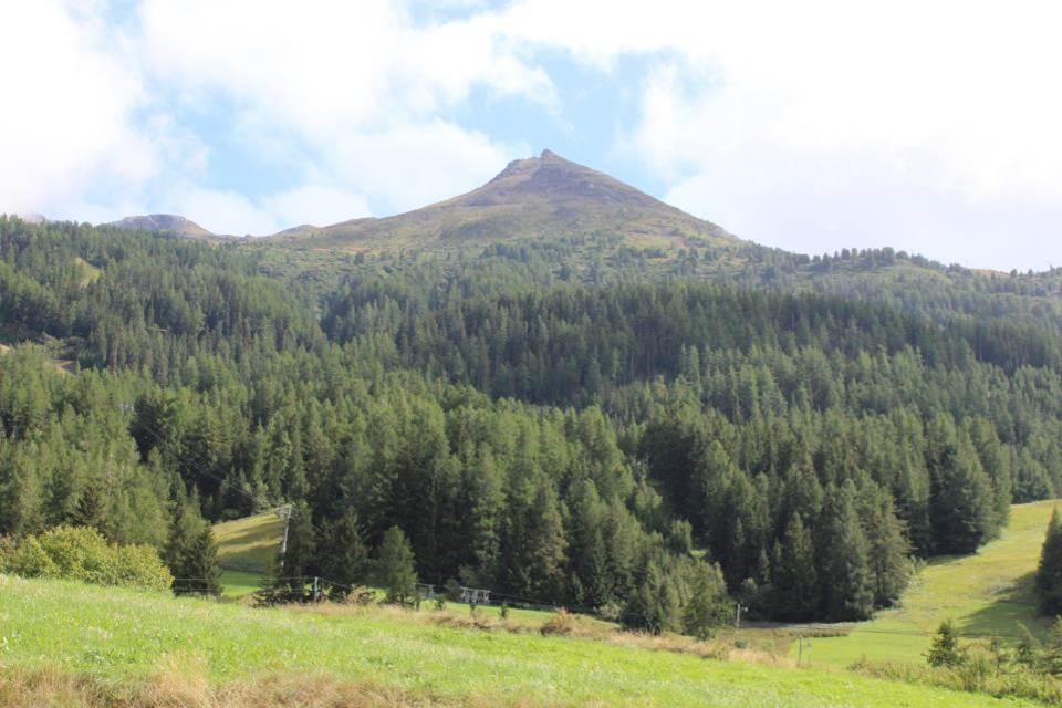 Le pied du col du Mont Cenis 1