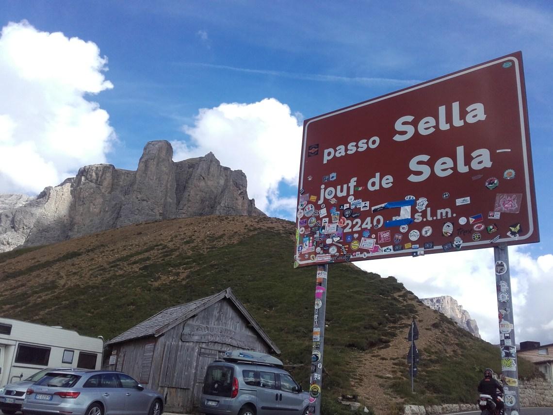 Passo Sella
