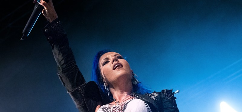 Hellfest 2015 Arch Enemy