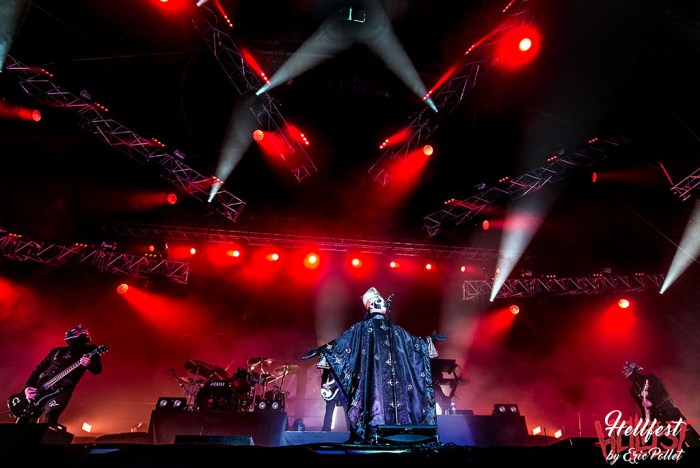 Ghost– Hellfest 2016 – © Eric Pollet