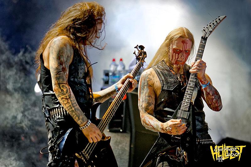 Hellfest 20017 : Belphegor