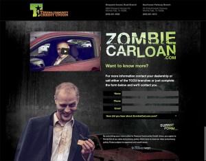 Zombie Car Loan