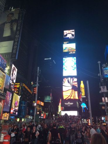 On Times Square