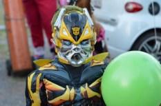 Hero in Costume