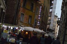 Roaming in Rome