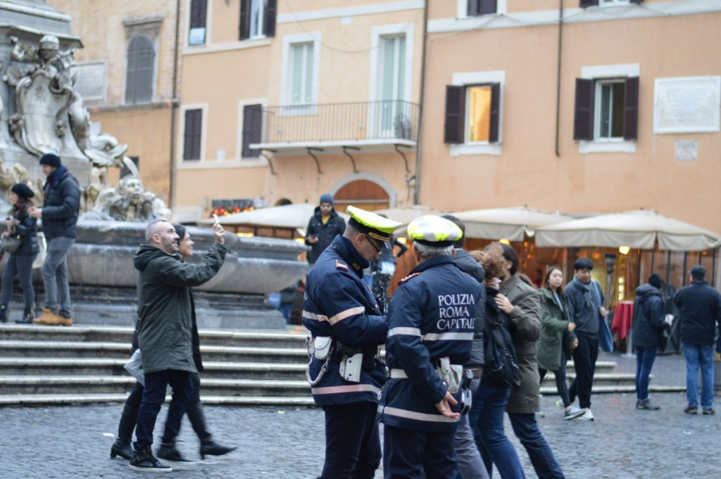 Rome Police by Pantheon
