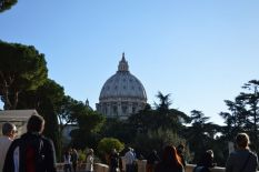 In the Vatican