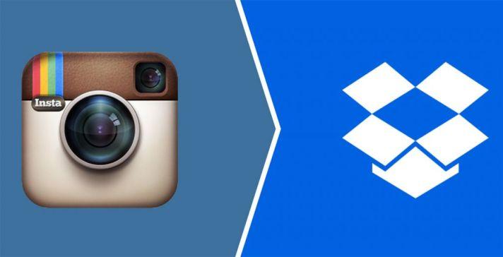 IFTT: Instagram to Dropbox