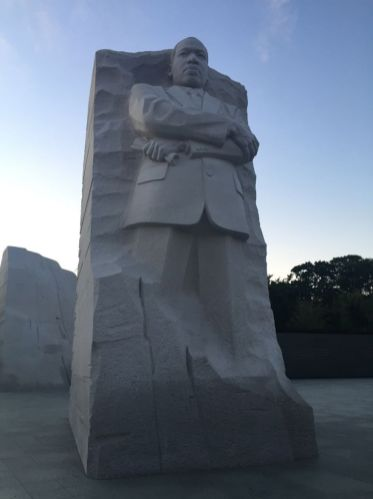MLK Jr. Memorial